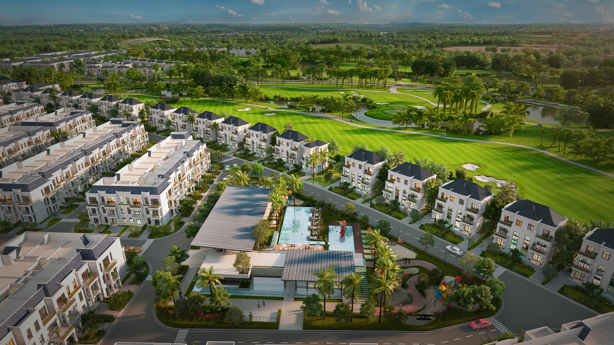 West Lakes Golf & Villas htland.vn