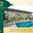 Biệt thự sân golf West Lakes giá thế nào?
