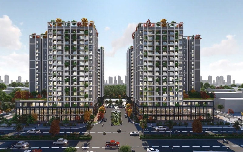 Eco Smart City Long Biên