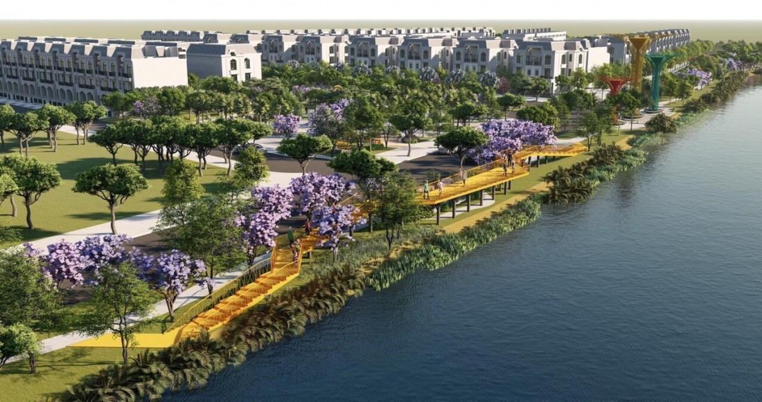 Dự án Tân An Central City