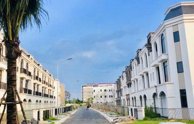Nhà phố dự án Tân An Central City