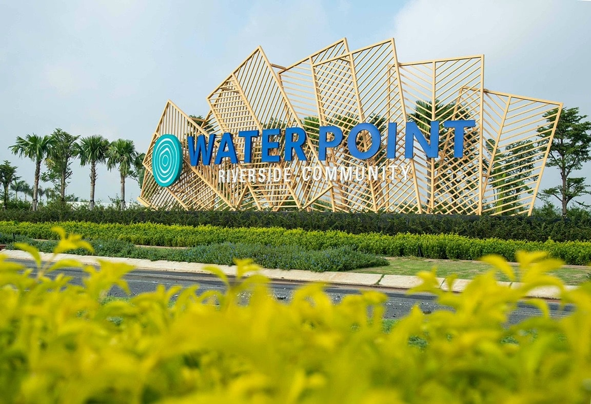 Khu đô thị Waterpoint