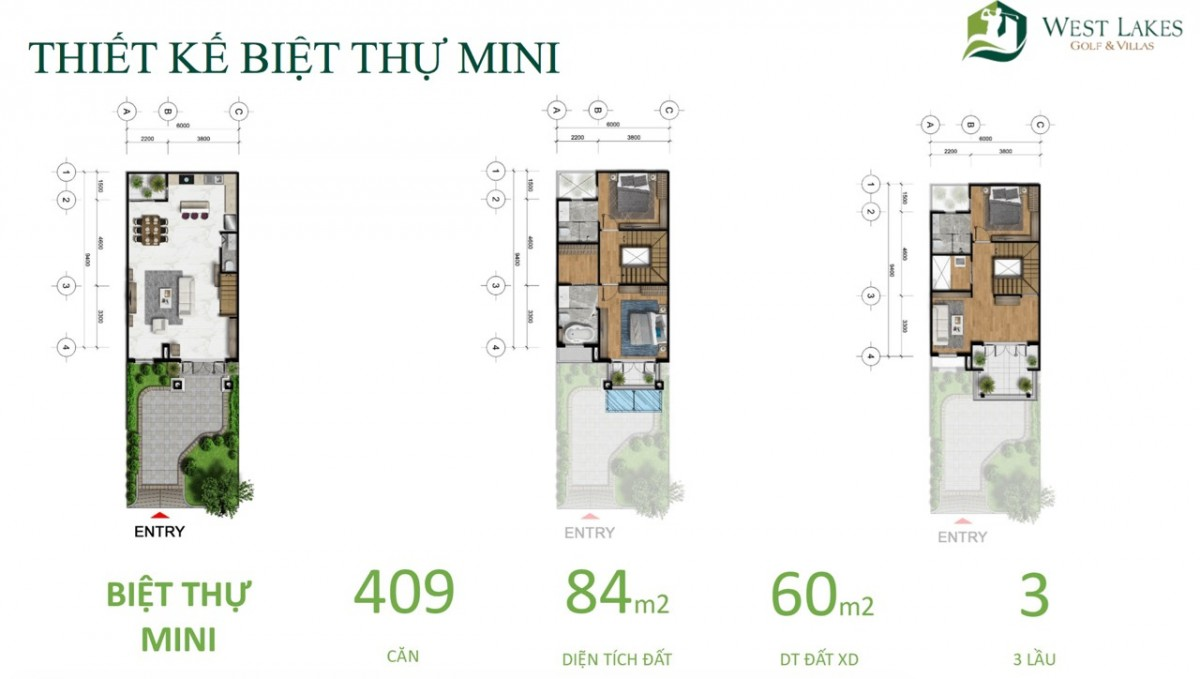 Thiết kế biệt thự Mini