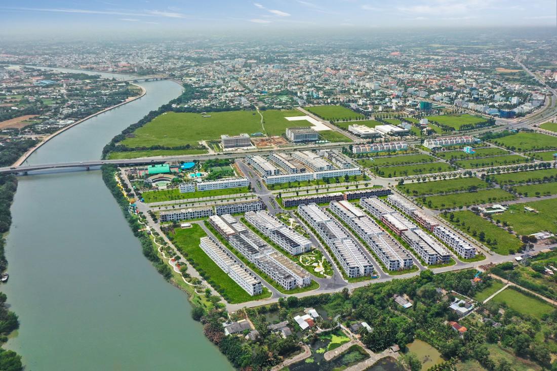 Tổng thể dự án Lavilla Green City