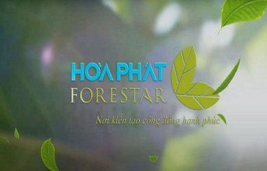 dự án Hoà Phát Forestar